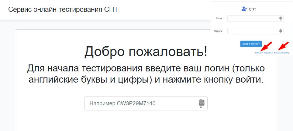 Тестирование Р48 СПТ2020 Ру