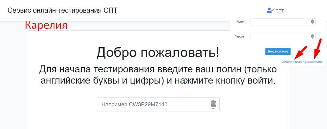 Р10 СПТ2020 Ру