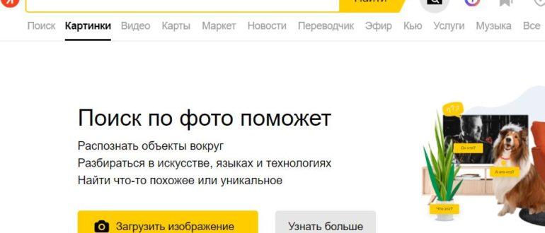 yandex ru images