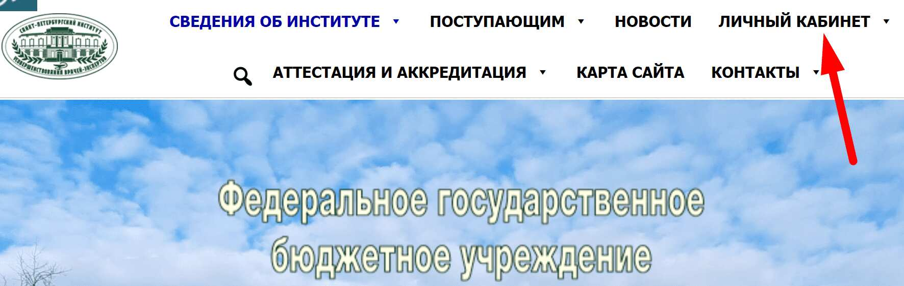 Официальный сайт института «СПбИУВЭК»