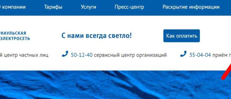 Официальный сайт электросетевой организации «БГЭС»